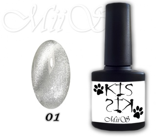 Гель-лак MiiS Cat eye KIS KIS № 001 7,3 мл